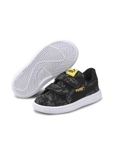 Puma Bebek Ayakkabısı Siyah